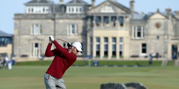 Für Martin Kaymer geht es diese Woche gleich auf drei Links-Kurse in Schottland. (Foto: Getty)
