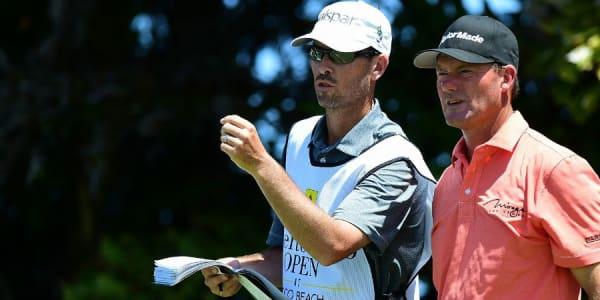 Alex Cejka startet bei der Shriners Hospitals for Children Open in die neue PGA Tour Saison. Mit wem er wann unterwegs ist, erfahren Sie in den Tee Times. (Foto: Getty)
