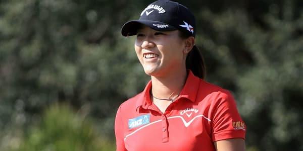 Lydia Ko will es bei der CME Group Tour Championship nochmal allen zeigen. (Foto: Getty)