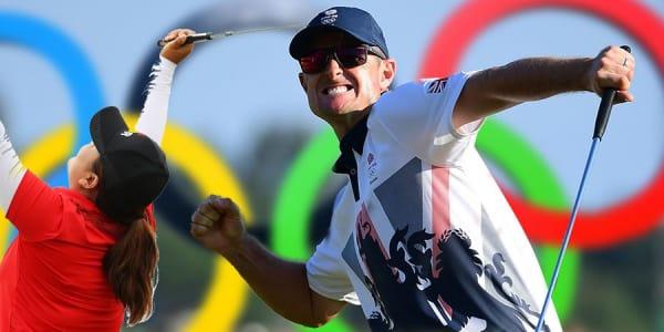 Golf bleibt wohl olympisch bis 2024, Golf bei Olympia