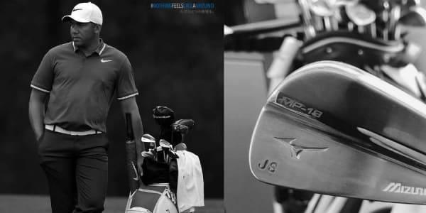 Der Sieger der RBC Canadian Open Jhonattan Vegas verteidigte erfolgreich seinen Titel. (Foto: Mizuno)