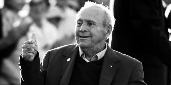 Arnold Palmer erster Todestag 2017