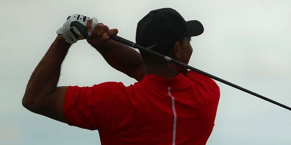 Tiger Woods Comeback Hero World Challenge 2018