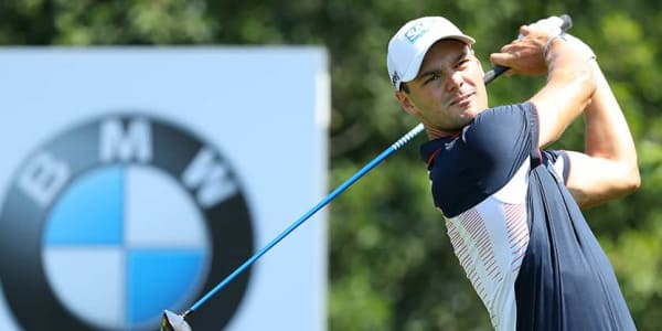 Martin Kaymer geht bei der BMW International Open 2018 im Gut Lärchenhof an den Start. (Foto: Getty)