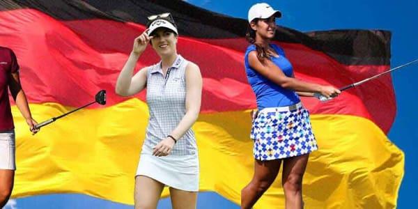 Stimmen Sie ab! Wer ist Deutschlands beste Golferin 2017? (Foto: Getty)