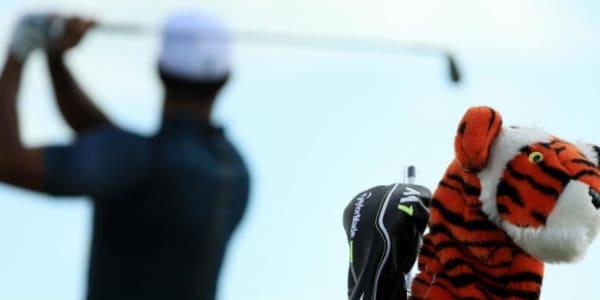 Tiger Woods zieht ein Fazit für 2017 und blickt positiv auf 2018. (Foto: Getty)