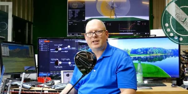 Der Technik-Guru Martin Stecher hat den Callaway Rogue Driver und das Fairwayholz bereits für Golf Post getestet. (Foto: youtube.com/watch?v=-MpNiGiroV0&feature=youtu.be)