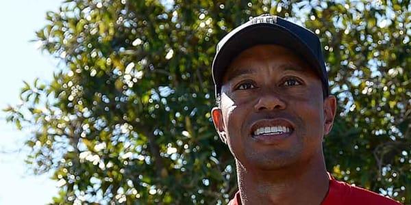 Tiger Woods war nach der Farmers Insurance Open sehr zufrieden mit seinem körperlichen Zustand. (Foto: Getty)