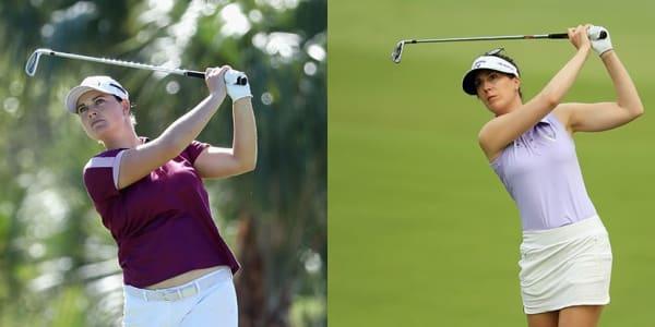 LPGA Tour ANA Inspiration 2018 Caroline Masson Sandra Gal