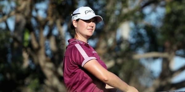 Caroline Masson bei neuem LPGA Tour Event gut unterwegs. (Foto: Getty)