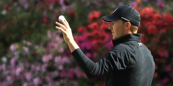 Jordan Spieth hat die Spitze der Weltrangliste nach dem US Masters 2018 im Visier. (Foto: Getty)