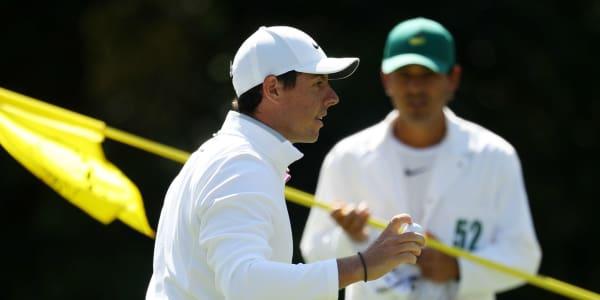 Rory McIlroy ist fest entschlossen beim US Masters zu gewinnen. (Foto: Getty)