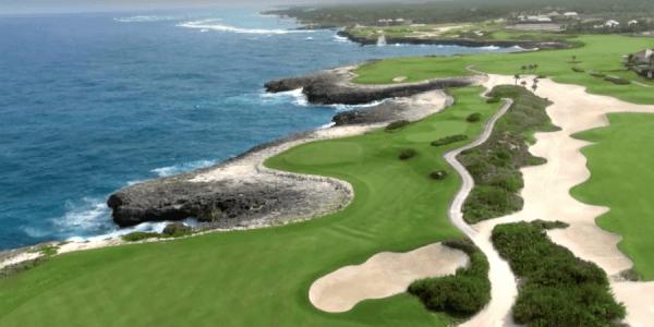 Golf Post User Frank Neumann, nahm die Plätze in Punta Cana Mal genauer unter die Lupe. (Foto: youtube.com / Golf Punta Cana)