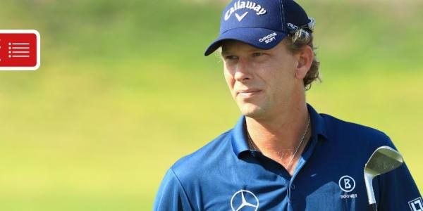 Marcel Siem LIVE auf der European Tour bei der BMW PGA Championship (Foto: Getty)