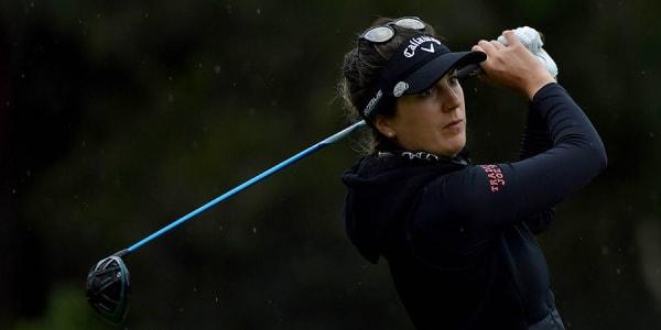 Sandra Gal liegt nach der zweiten Runde der Kingsmill Championship auf der LPGA Tour in den Top 10. (Foto: Getty)