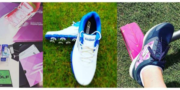 Sechs Golf Post Leser durften in den vergangenen Wochen jeweils ein Paar der Skechers Go Golf Serie testen. (Foto: Golf Post)
