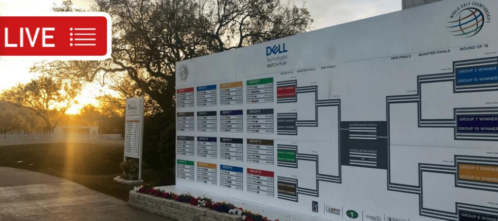 Die World Golf Championship - Dell Technologies Matchplay der PGA Tour live verfolgen. (Foto: Getty)