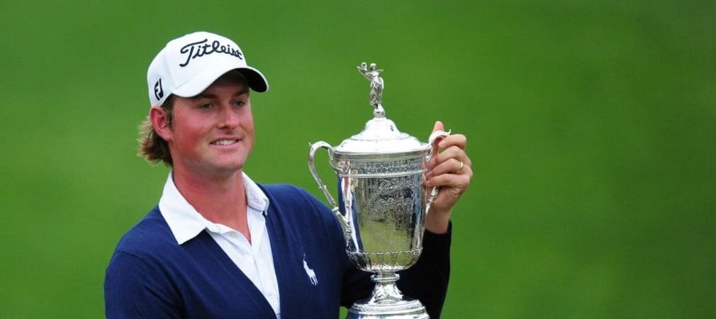 Sieger der U.S. Open 2012: Webb Simpson