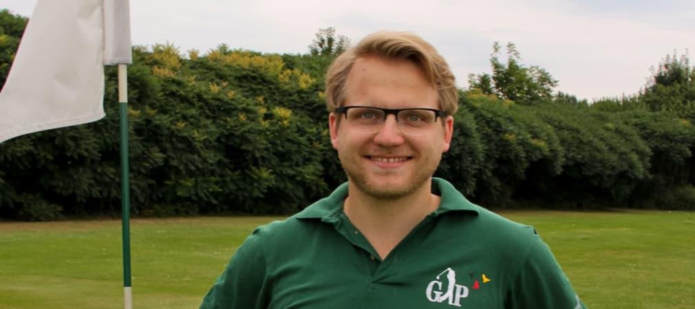 Matthias Gräf - Gründer und Vorstand Golf Post