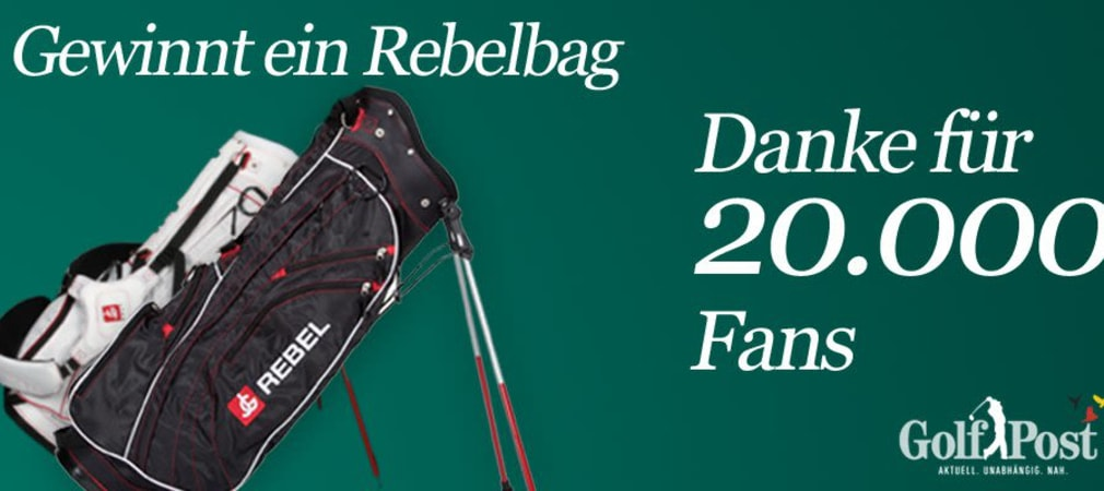 Rebel Standbag Jordan Golf