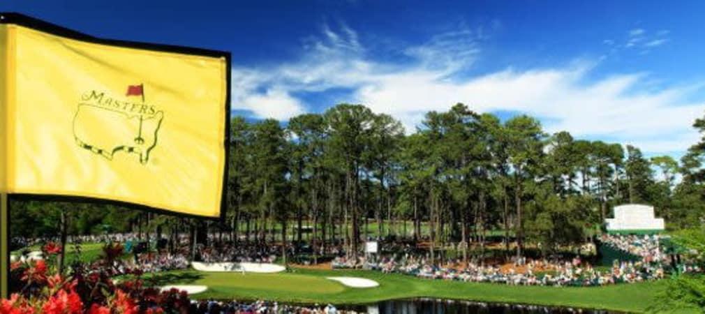 US Masters Golf 2013