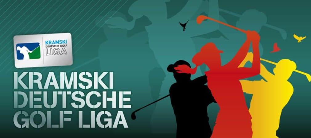 Banner der Deutschen Golf Liga