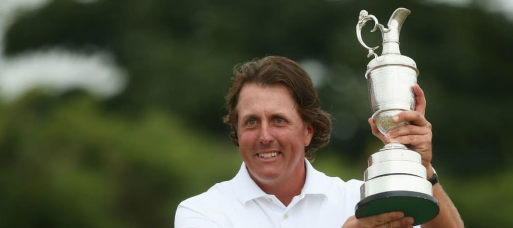 phil mickelson british open