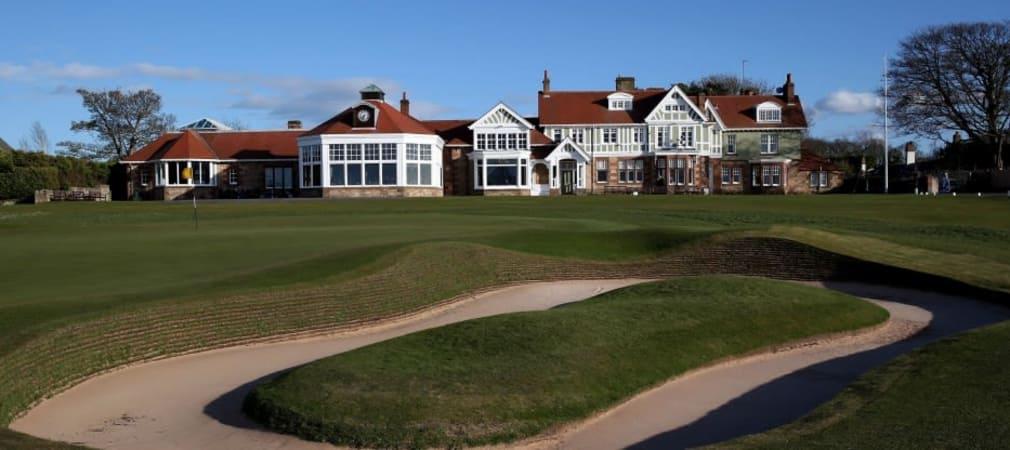 British Open Golf 2013 Muirfield