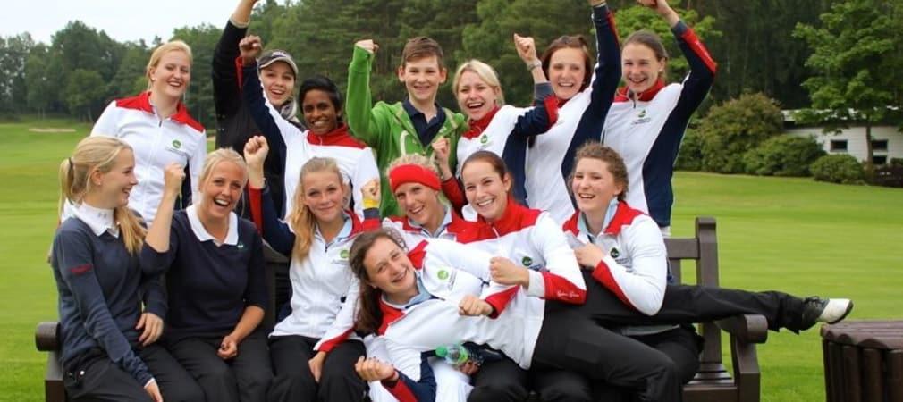 Damenmannschaft GC Hubbelrath