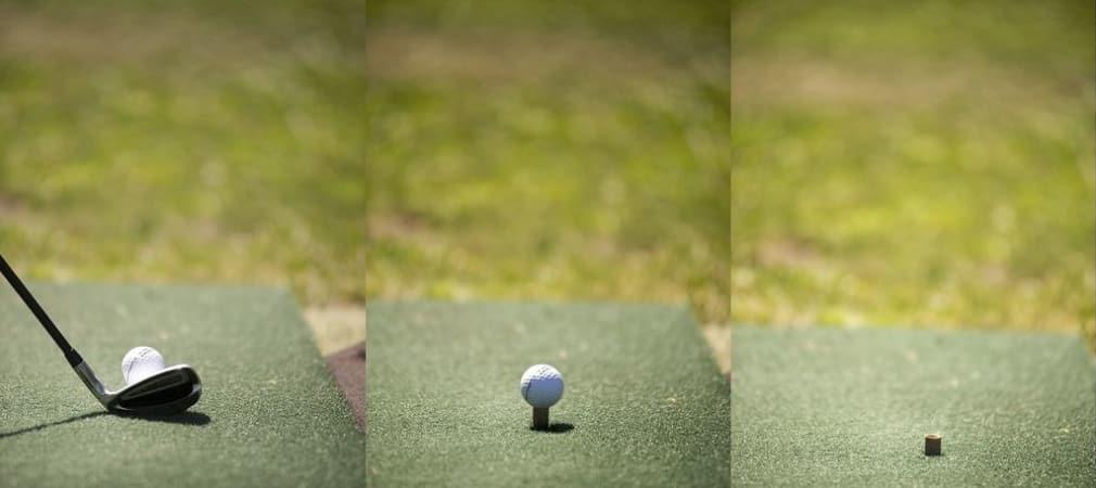 Golf Schlägerfitting