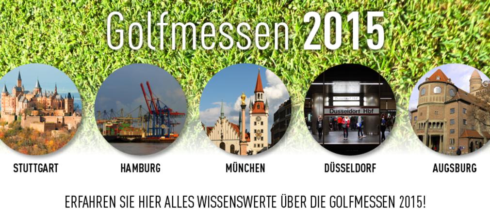 Golfmessen in Deutschland 2015 (Foto: Golf Post)