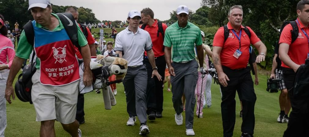 Tiger Woods & Rory McIlroy