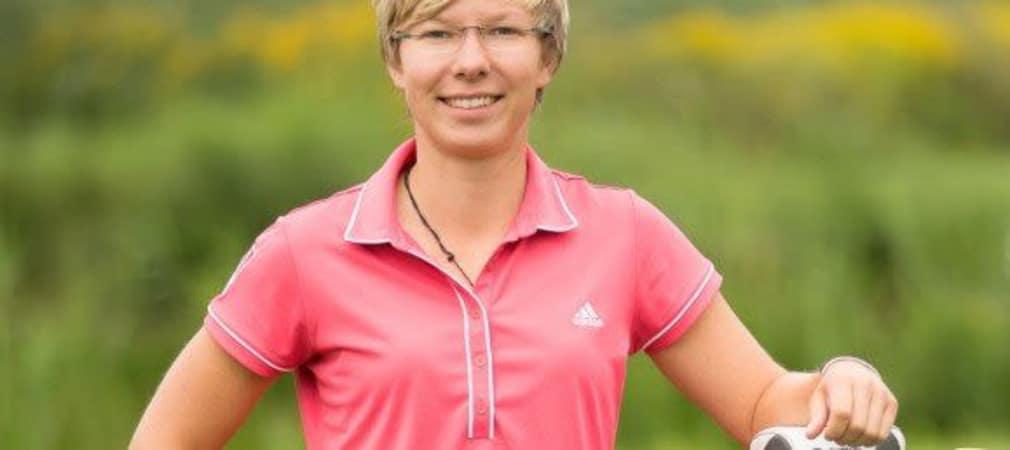 Ann-Kathrin Lindner geht zuversichtlich ins Golfjahr 2016. (Foto: Lindner)
