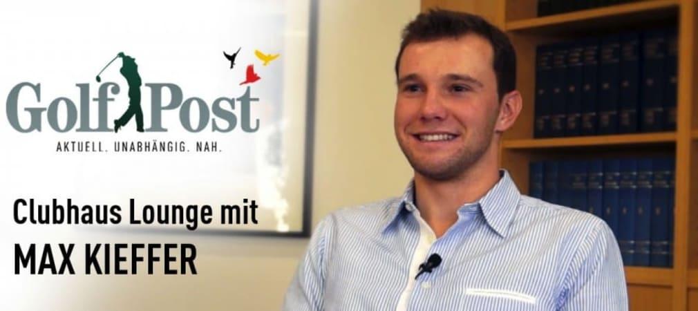 Max Kieffer im Golf Post Interview