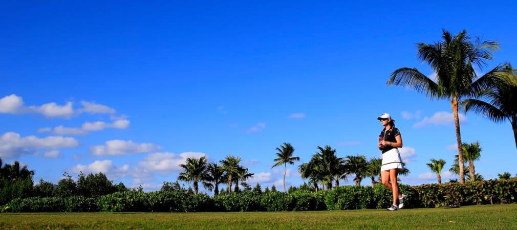 Paula Creamer LPGA-Bahamas-Classic