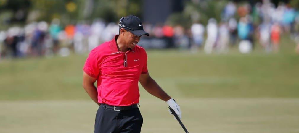 Tiger Woods kann wegen seiner Rückenbeschwerden nicht am Masters teilnehmen. (Foto: Getty)