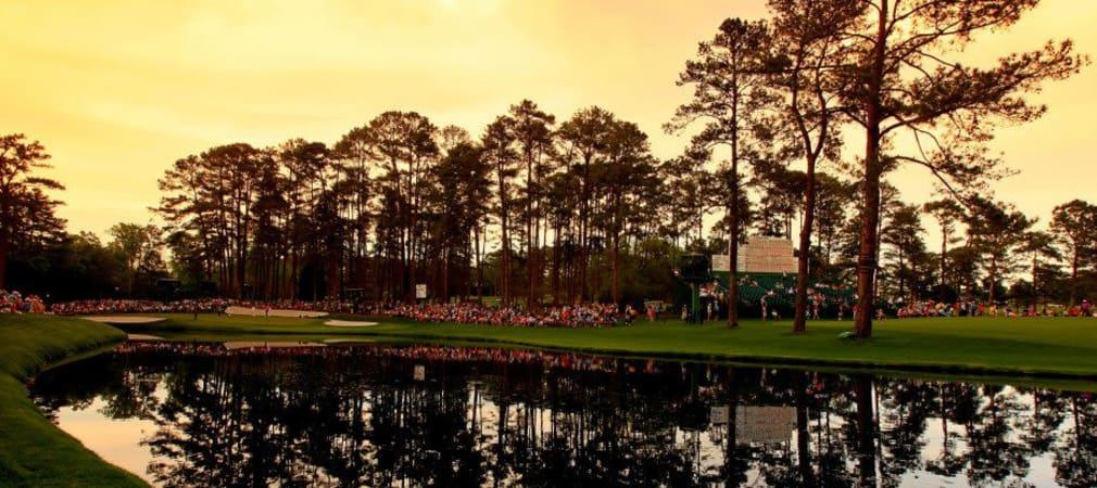 Die traumhafte Kulisse des Augusta National beim Masters 2014. (Foto: Getty)