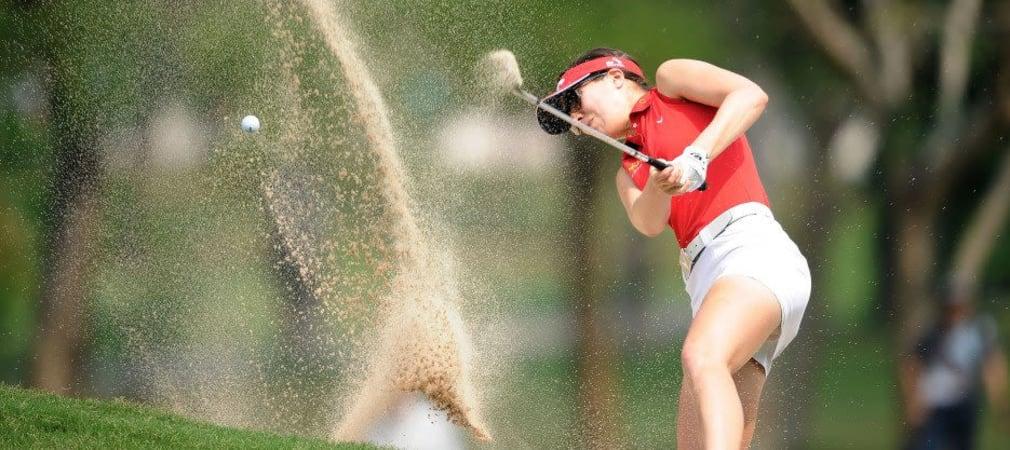 Sandra Gal und Caroline Masson spielen in dieser Woche bei der Kingsmill Championship in Virginia.