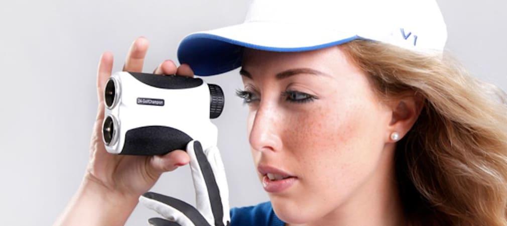 Präzises Spiel mit dem Golf-Laser von 24-Golfchampion (Foto: 24-ChampionGolf)