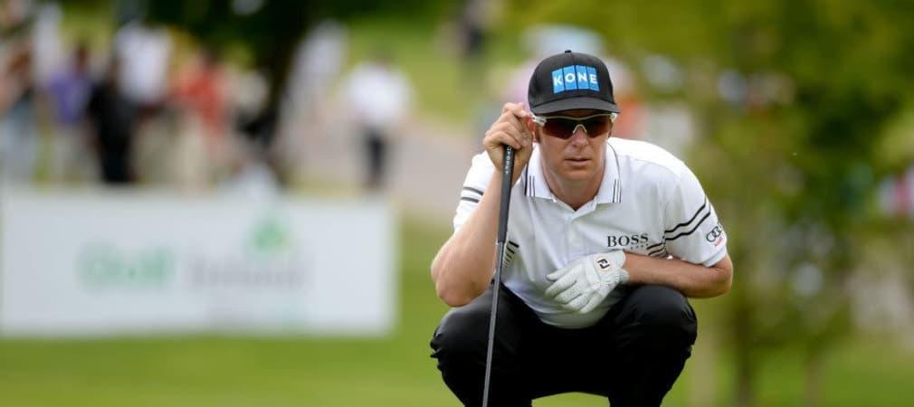 Ein Finne hat den Durchblick - Mikko Ilonen führt nach Tag zwei der Irish Open. (Foto: Getty)
