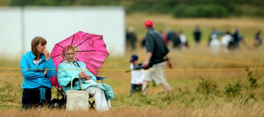 British Open 2014 Tee Times Finale