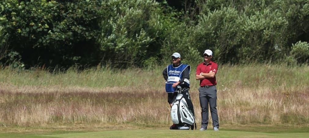 Justin Rose während der British Open. (Foto: Getty)
