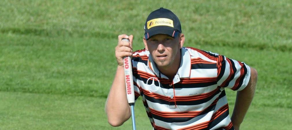 Klarer Fokus, trotz einiger Fehler: Marcel Siem will zur British Open. (Foto: Getty)
