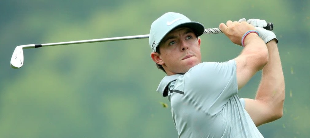 Rory McIlroy bei der PGA Championship 2014