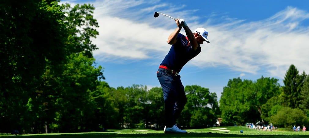 Während Andy Sullivan sich für den Ernstfall in Baltusrol fit macht, schürft die PGA Championship nach dem eigenen Mythos. (Foto: Getty)