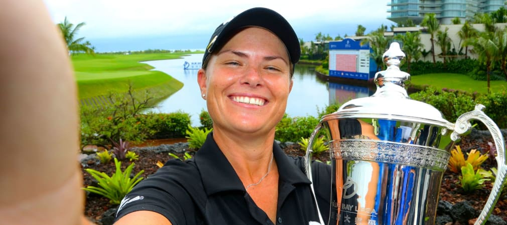 Viel Regen, eine Entscheidung erst am Montag, eine starke Caroline Masson und Siegerin Lee-Anne Pace - das brachte die erste Auflage der Blue Bay LPGA.