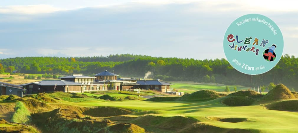 Golf Post unterstützt mit dem Verkauf der Golfkalender 2015 die Clean Winners. Jeweils zwei Euro pro Exemplar gehen an die Charity Organisation.