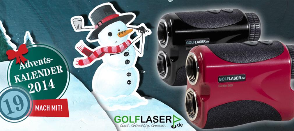 Golf Post Adventskalender 2014 (Foto: Golf Post)