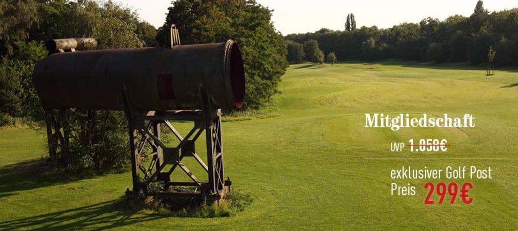 Golf Post Spezialangebot für den Golfclub Oberhausen