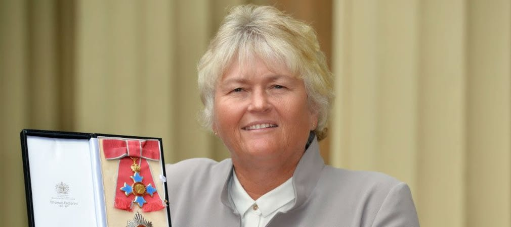 Laura Davies Royal and Ancient Golf Club St. Andrews